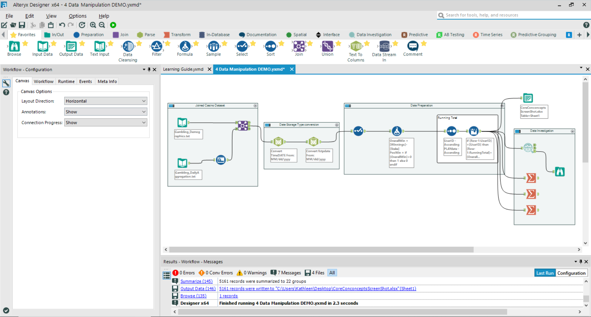 Get the Thrill of Solving with Alteryx Training