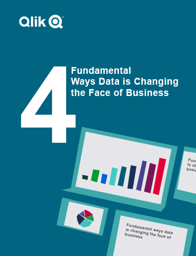 The Four Fundamental Ways Data is Changing the Face of Business Image