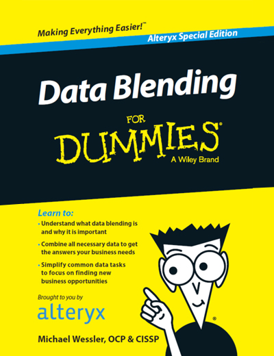 Simplifying Data Blending for the Analyst Image