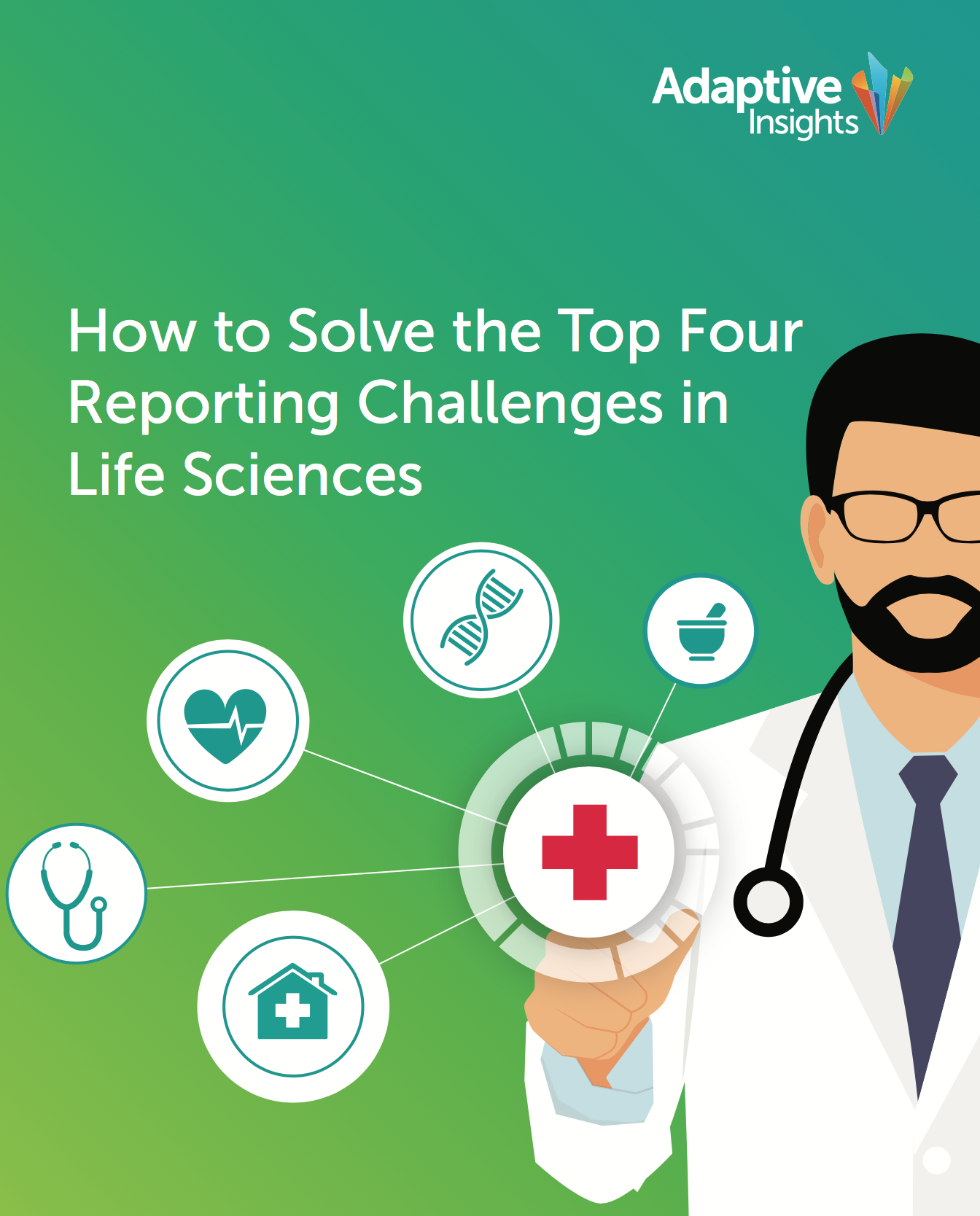 How to Solve the Top Four Reporting Challenges in Life Sciences Image