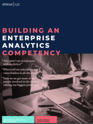 Power to the People: The Case for an Enterprise Analytics Competency Image