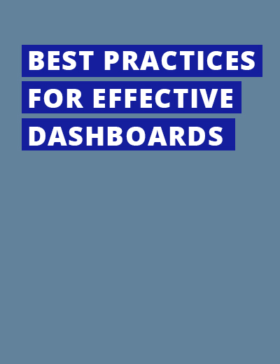 10 Best Practices for Building Effective Dashboards Image