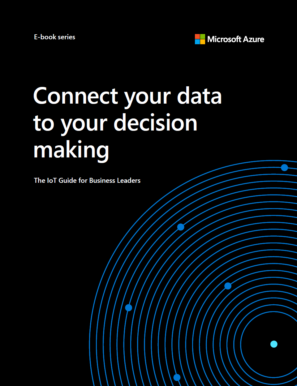 Connect Your Data to Your Decision Making Image
