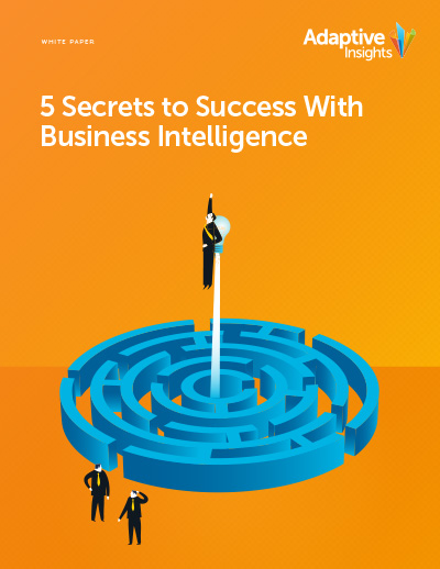 5 Secrets to Success With Business Intelligence Image