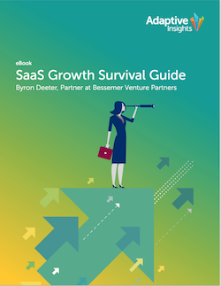 SaaS Growth Survival Guide Image
