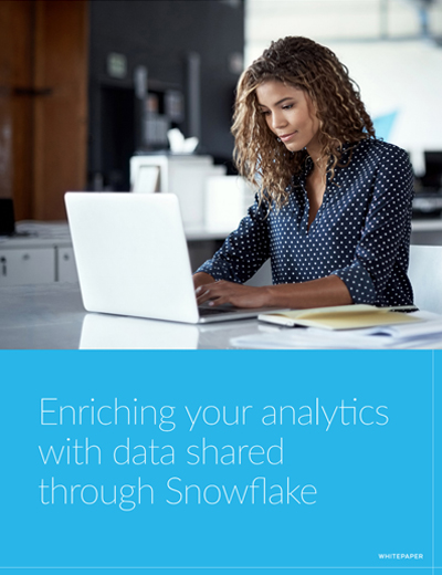 Enriching Your Analytics with Shared Data Image