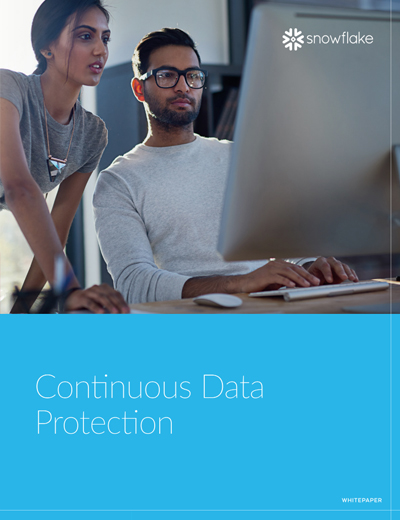 Continuous Data Protection Image