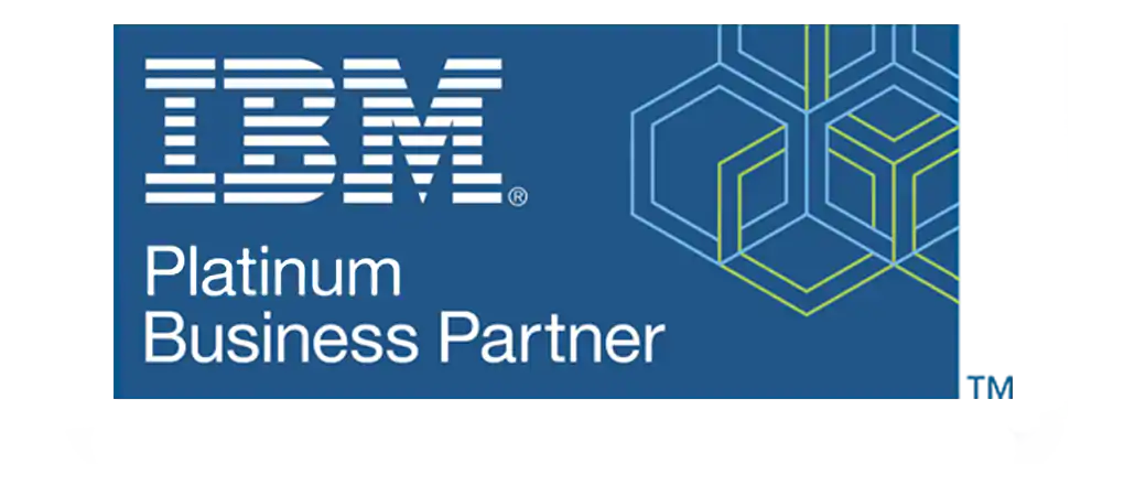 IBM Platinum Business Partner logo