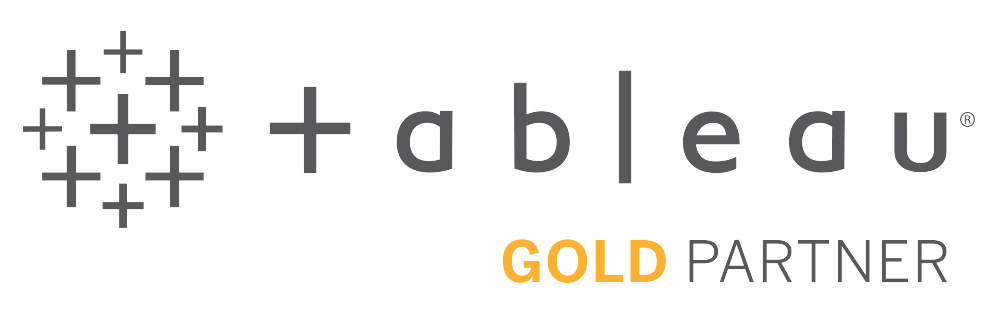 Tableau Gold Partner logo